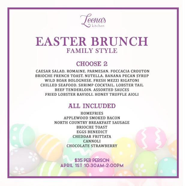 Easter Brunch 18